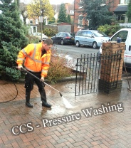 ccs drive way cleaning